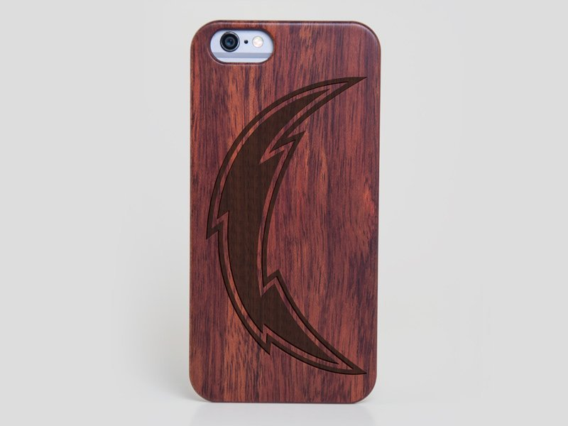 San Diego Chargers Iphone 6 Plus Case All Wood Everything