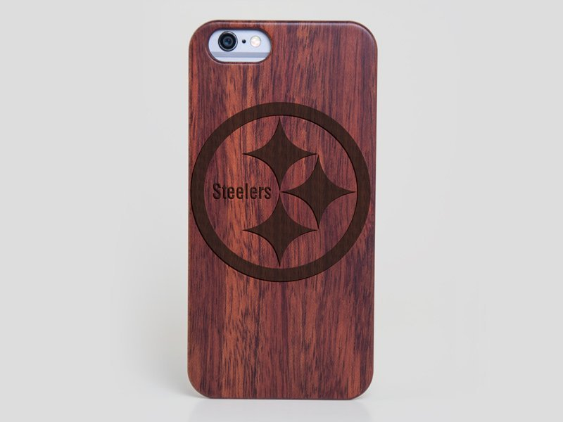 Pittsburgh Steelers iPhone SE Case
