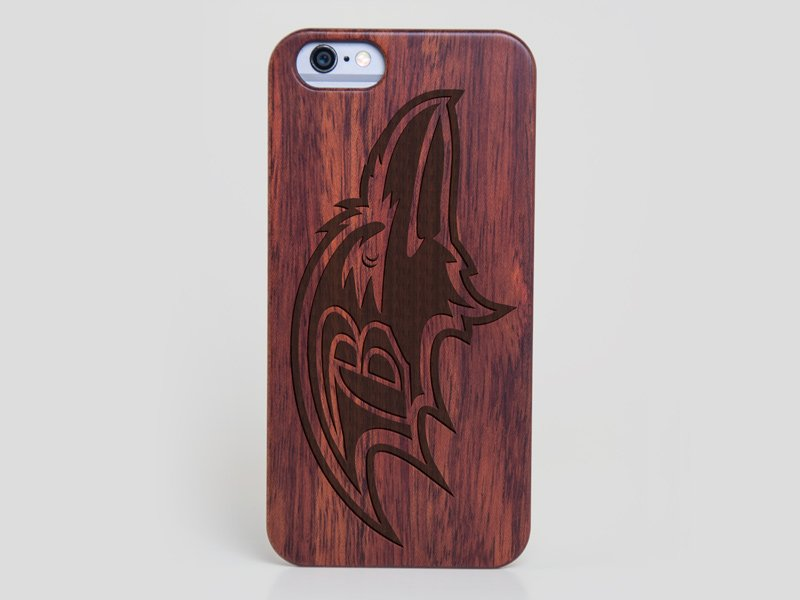 Baltimore Ravens iPhone SE Case