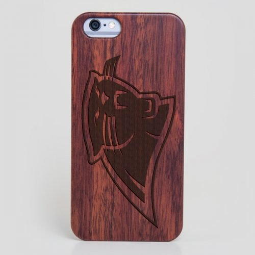 Carolina Panthers iPhone SE Case