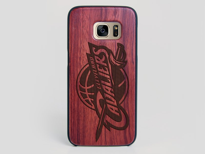 Cleveland Cavaliers Galaxy S7 Edge Case