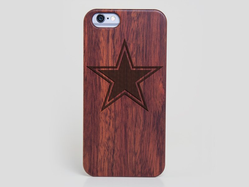 Dallas Cowboys iPhone SE Case