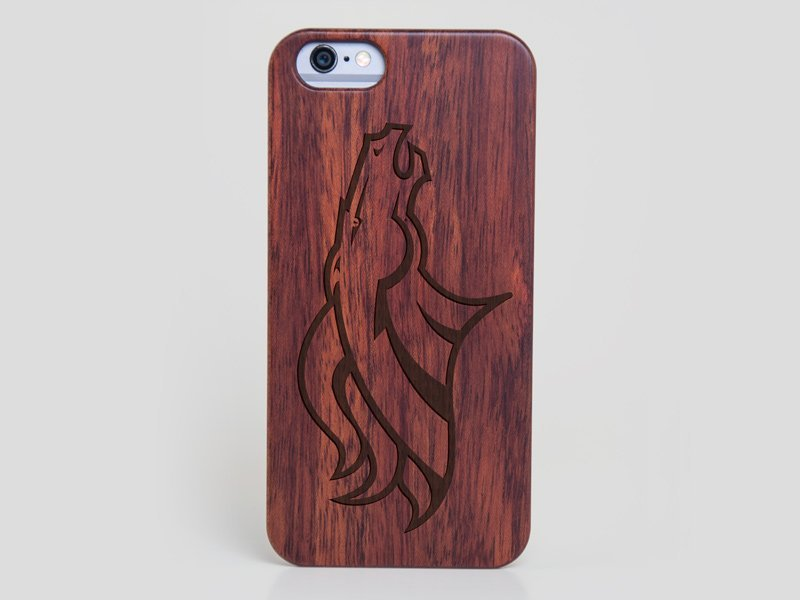 Denver Broncos iPhone SE Case
