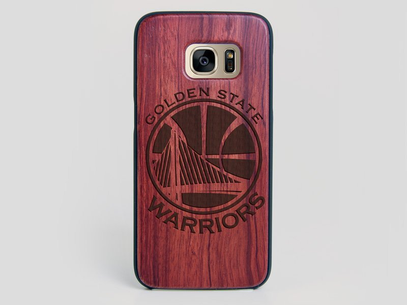 Golden State Warriors Galaxy S7 Edge Case