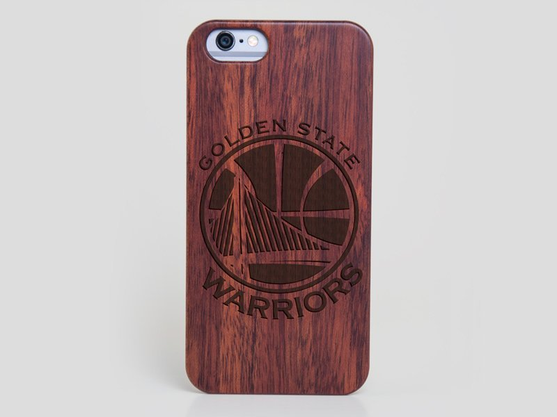Golden State Warriors iPhone SE Case