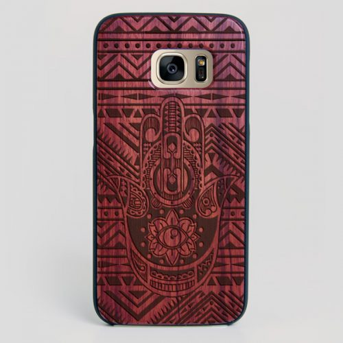 Hamsa Galaxy S7 Edge Case