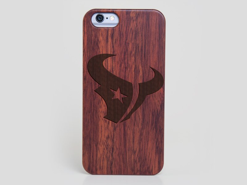 Houston Texans iPhone SE Case