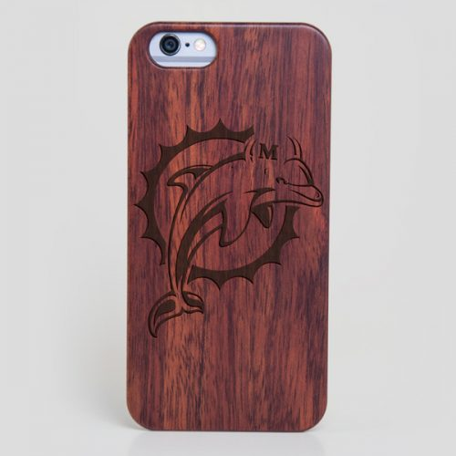 Miami Dolphins iPhone 6 Plus Case