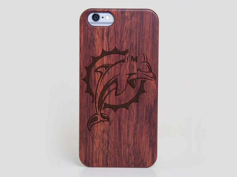 Miami Dolphins iPhone SE Case