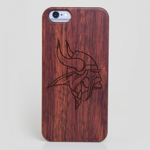 Minnesota Vikings iPhone SE Case