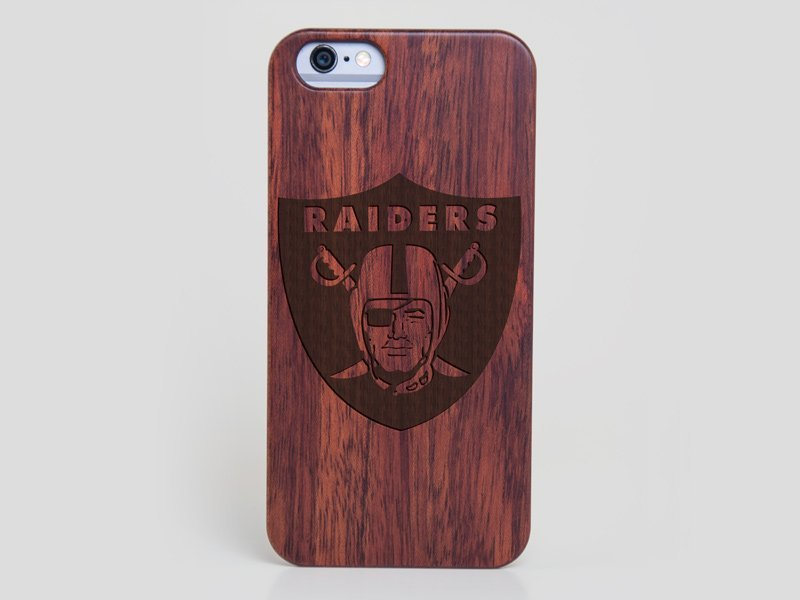 Oakland Raiders iPhone SE Case