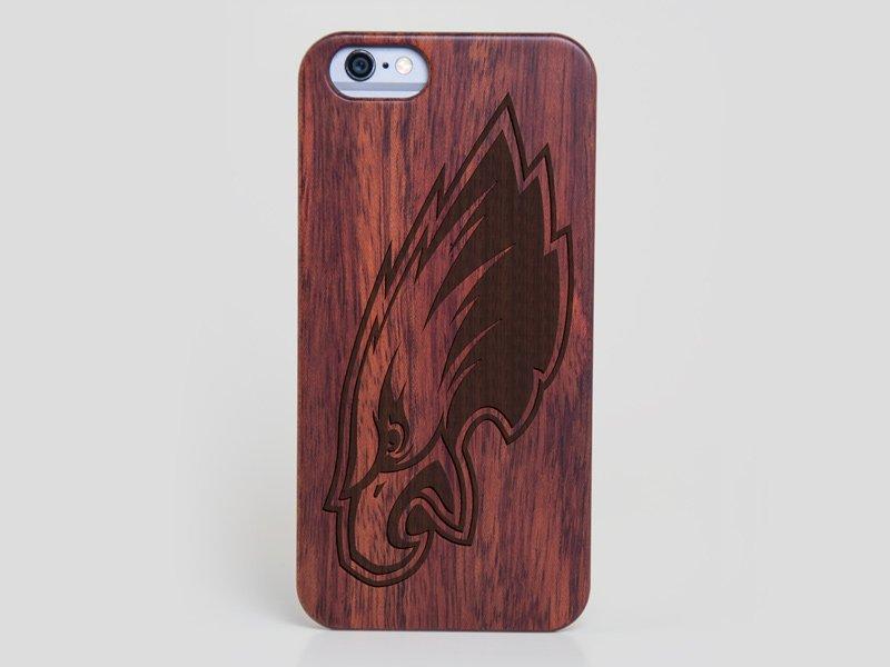 Philadelphia Eagles iPhone SE Case