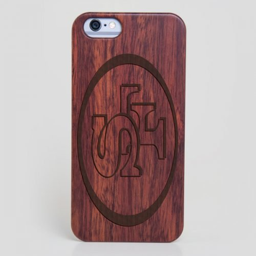 San Francisco 49ers iPhone SE Case