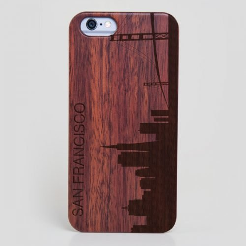 San Francisco Skyline iPhone SE Case