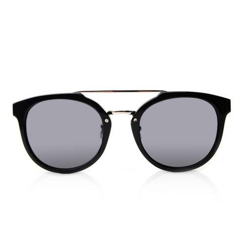 Espresso Wood Women Sunglasses Front