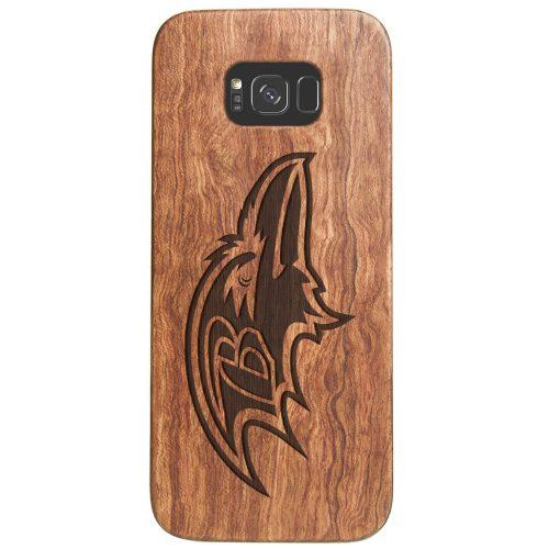 Baltimore Ravens Galaxy S8 Plus Case