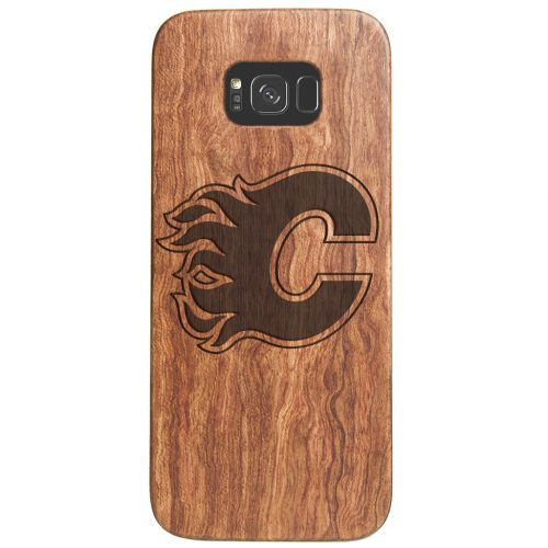 Calgary Flames Galaxy S8 Plus Case