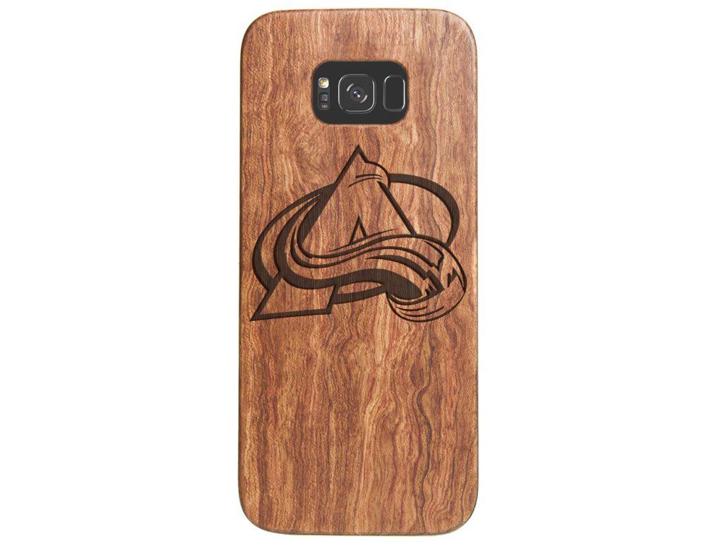 Colorado Avalanche Galaxy S8 Plus Case