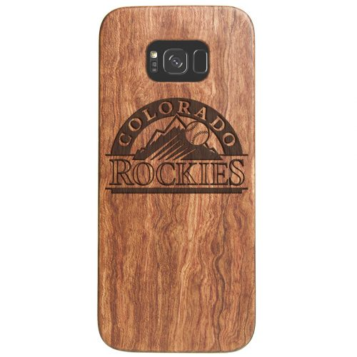 Colorado Rockies Galaxy S8 Case