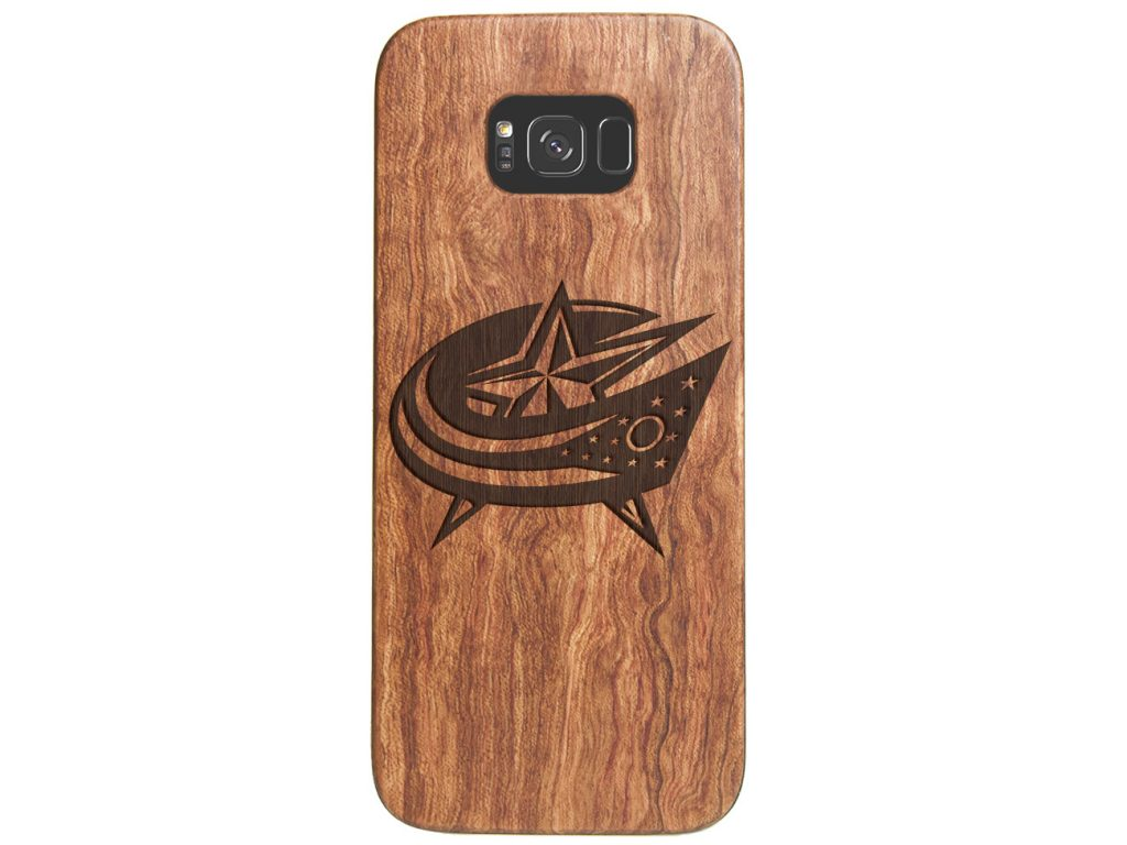 Columbus Blue Jackets Galaxy S8 Plus Case