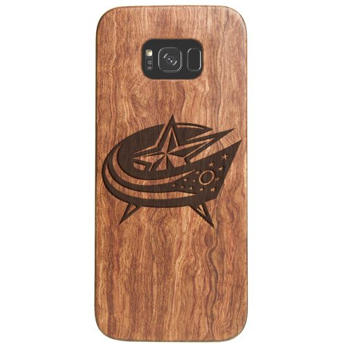 Columbus Blue Jackets Galaxy S8 Plus Case