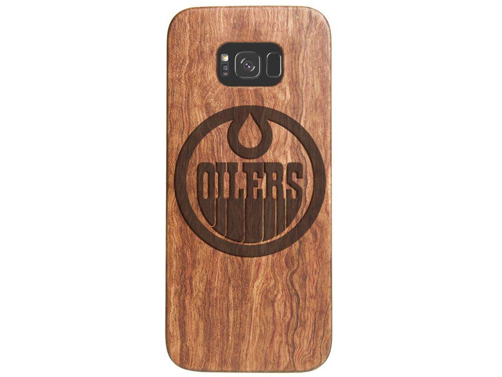 Edmonton Oilers Galaxy S8 Plus Case
