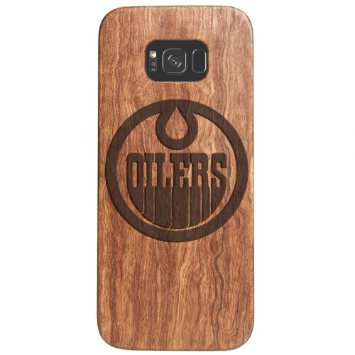 Edmonton Oilers Galaxy S8 Plus Case