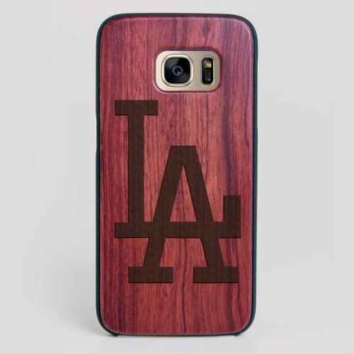 Los Angeles Dodgers Galaxy S7 Edge Case Classic