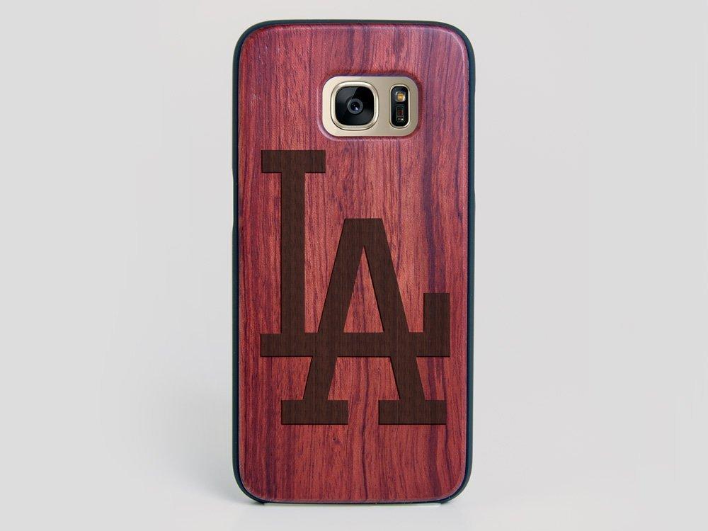 Los Angeles Dodgers Galaxy S7 Edge Case Classic