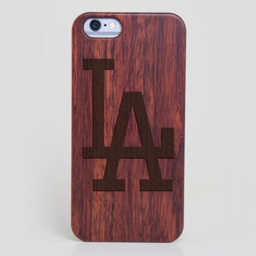 Los Angeles Dodgers iPhone SE Case Classic
