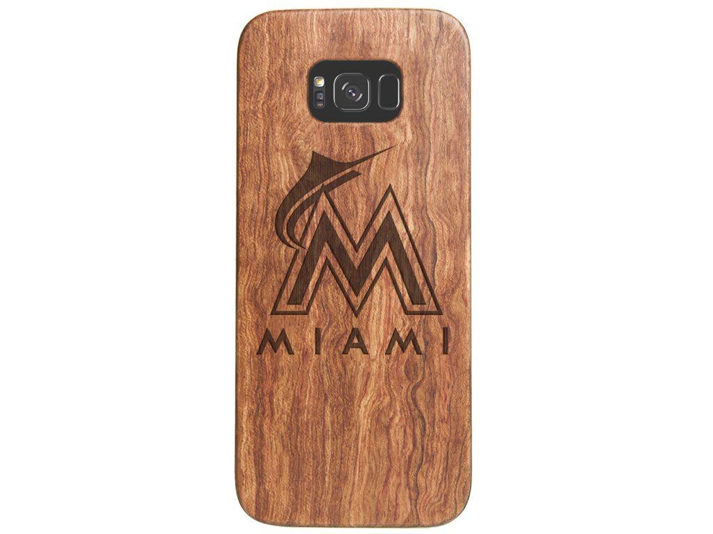 Miami Marlins Galaxy S8 Case