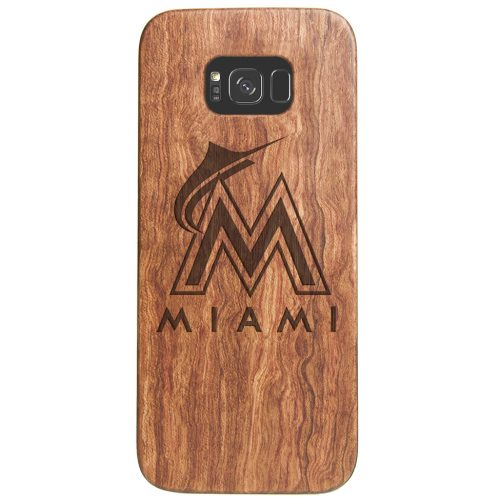 Miami Marlins Galaxy S8 Plus Case