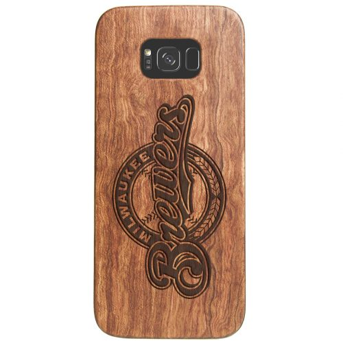 Milwaukee Brewers Galaxy S8 Plus Case