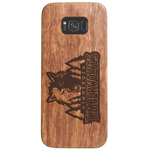 Minnesota Timberwolves Galaxy S8 Plus Case