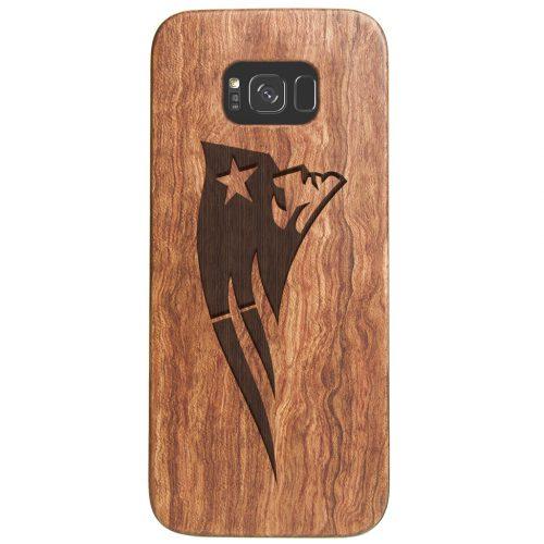 New England Patriots Galaxy S8 Plus Case