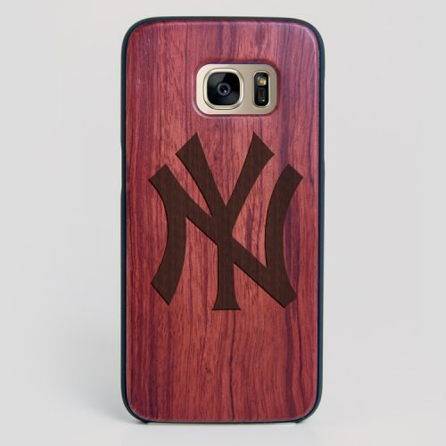 New York Yankees Galaxy S7 Edge Case Classic