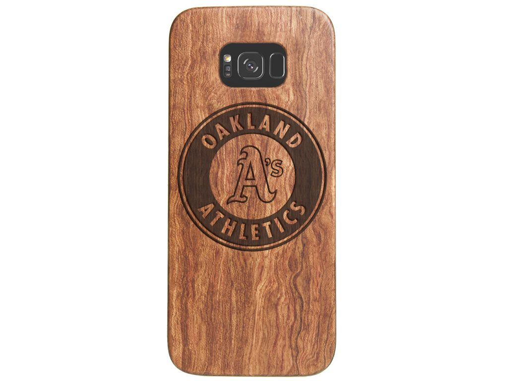 Oakland Athletics Galaxy S8 Case