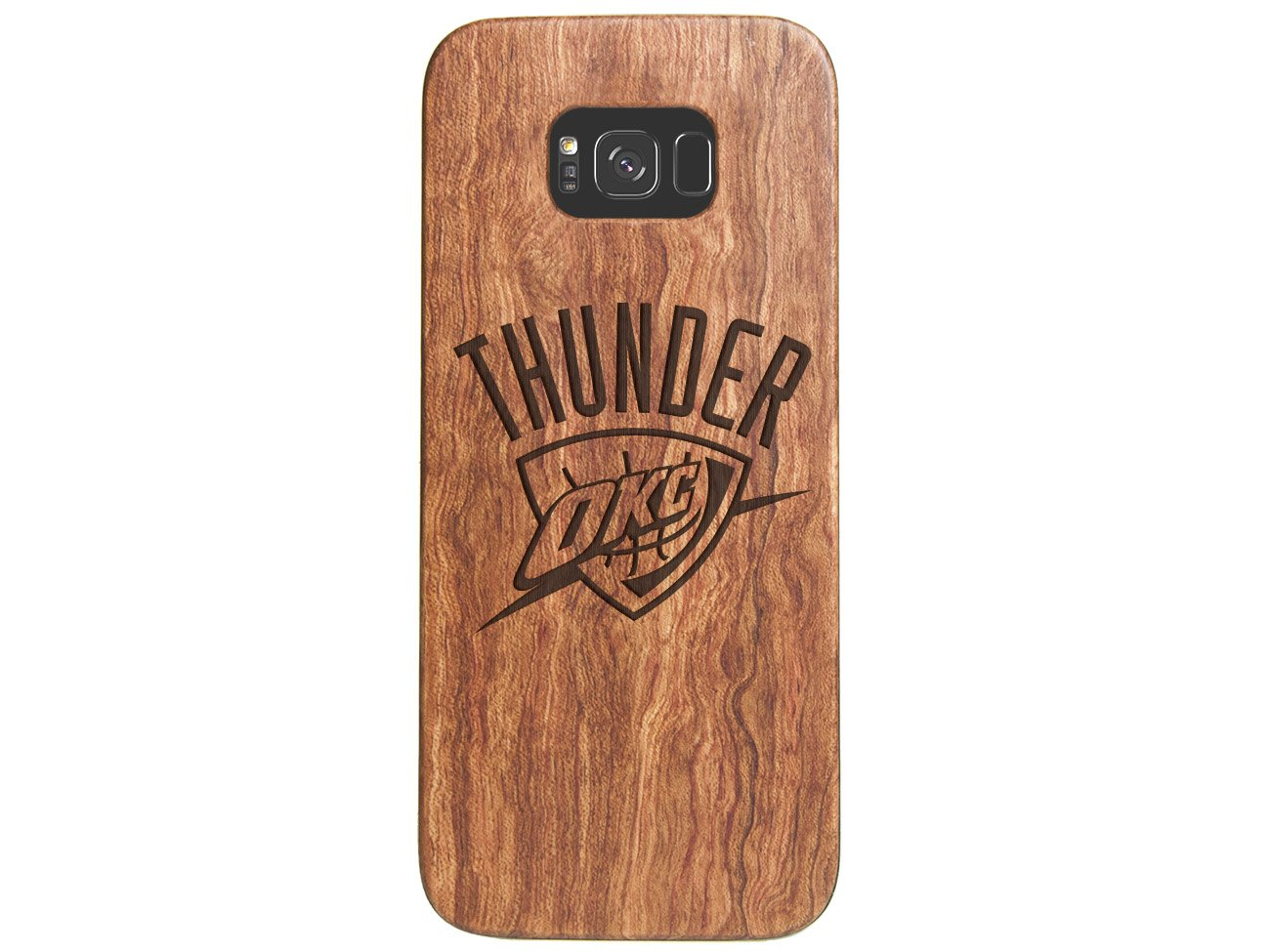 Okc Thunder Galaxy S8 Case Wood Galaxy S8 Cover All