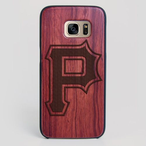 Pittsburgh Pirates Galaxy S7 Edge Case Classic