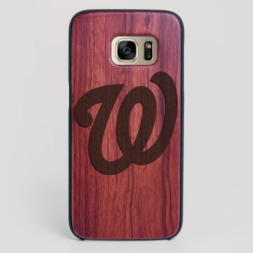 Washington Nationals Galaxy S7 Edge Case Classic