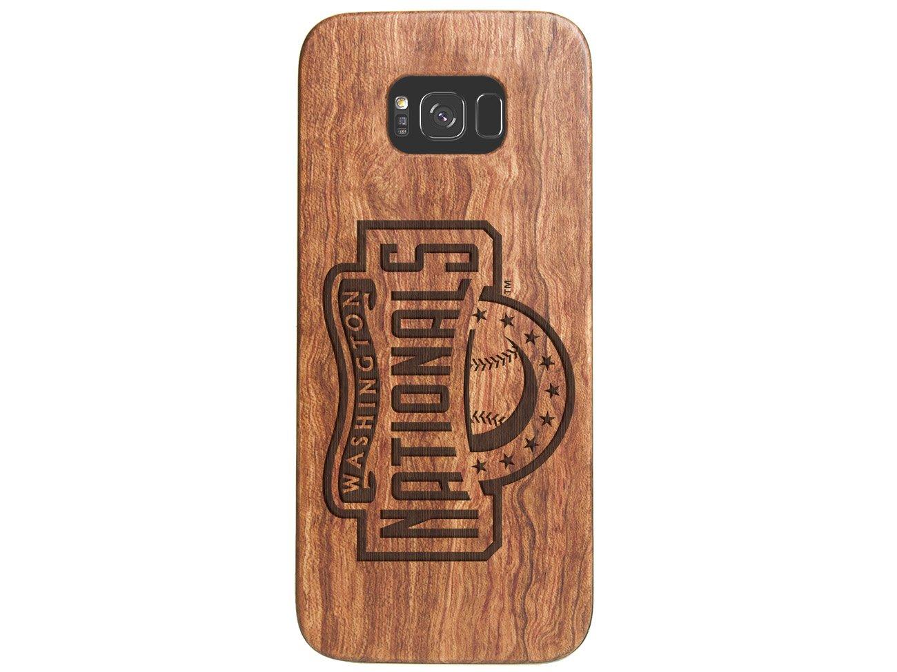 Washington Nationals Galaxy S8 Plus Case Classic