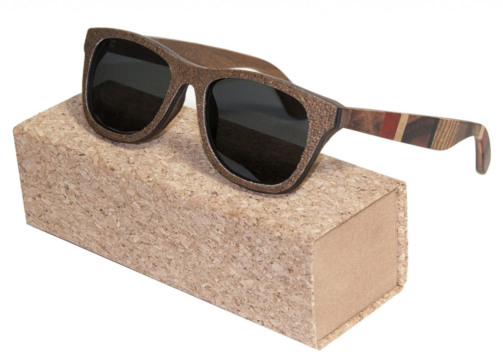 Natural Wood Sunglasses Multi Stained Red Oak Wooden Sunglasses Mens Sunglasses Womens Sunglasses Unisex Wood Sunglasses Box