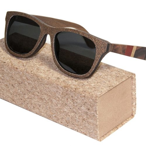 Natural Wood Sunglasses Multi Stained Red Oak Wooden Sunglasses Mens Sunglasses Womens Sunglasses Unisex Wood Sunglasses Box