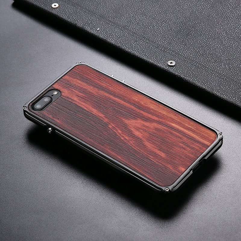 Iphone 7 Plus Aluminum Metal Case All Wood Everything
