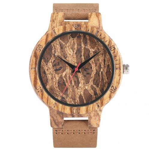 Wooden Watch Passage Wood Watch Front