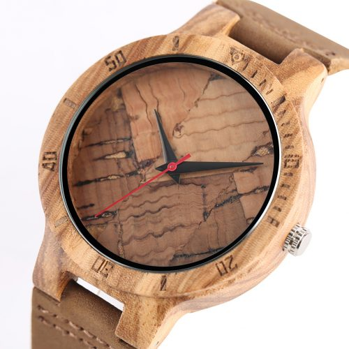 Wooden Watch River Trail Wood Watch Side