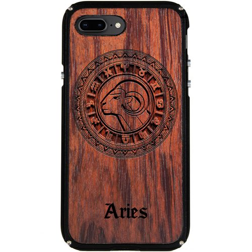 Aries iPhone 8 Plus Case Aries Tattoo Horoscope iPhone 8 Plus Cover