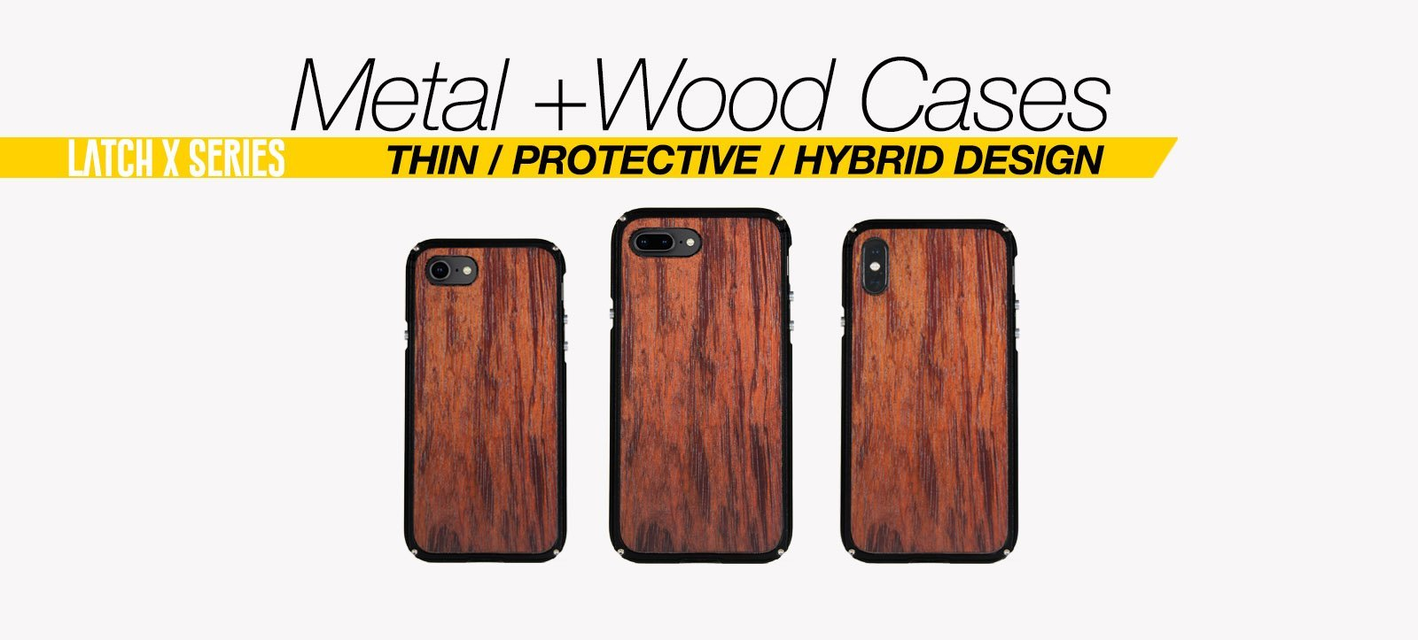 Best Metal iPhone Cases Most Protective Wooden iPhone Cover Coolest iPhone Case For Men
