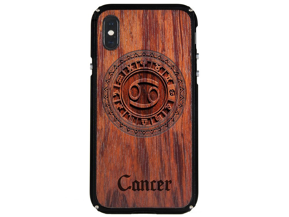 Cancer iphone x case cancer zodiac tattoo horoscope iphone for Tattoo artist iphone cases