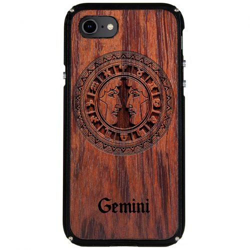Gemini iPhone 8 Case Gemini Tattoo Horoscope iPhone 8 Cover
